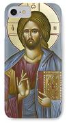 Christ Pantokrator IPhone Case