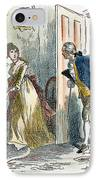Dolley Madison (1768-1849) IPhone Case by Granger