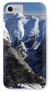 Serre Chevalier In The French Alps IPhone Case