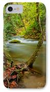 Whatcom Creek IPhone Case by Idaho Scenic Images Linda Lantzy