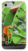 Garbage Truck Fleet IPhone Case by Don Mason