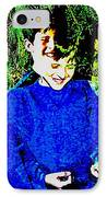 4 Hands More Fun IPhone Case by Kasha Baxter