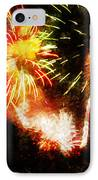A 4th Celebration  IPhone Case