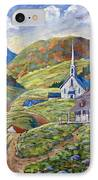 A Day In Our Valley IPhone Case