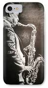 A Love Supreme IPhone Case by Dashaan V Tran