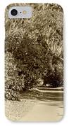 A Lowcountry Springtime IPhone Case by Suzanne Gaff