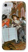 A Luncheon IPhone Case
