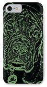 A Positive Negative IPhone Case by DigiArt Diaries by Vicky B Fuller