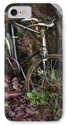 Abandoned Bicycle IPhone Case
