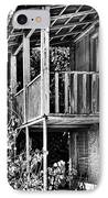 Abandoned, Kalamaki, Zakynthos IPhone Case by John Edwards