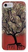 Abc Tree IPhone Case