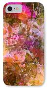 Abstract 276 IPhone Case by Pamela Cooper