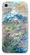 Abstract 6-03-09 A IPhone Case by David Lane