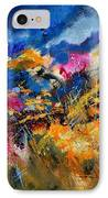 Abstract 7808082 IPhone Case