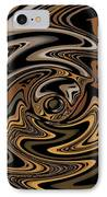 Abstract 9-11-09 IPhone Case by David Lane