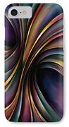 Abstract Design 55 IPhone Case