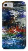 Abstract Impression 5-9-09 IPhone Case