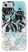 Abstract Locust IPhone Case
