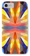 Abstract Paradise IPhone Case