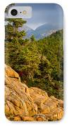 Acadian Mountains IPhone Case