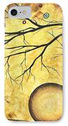 Across The Golden River By Madart IPhone Case