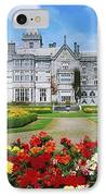 Adare Manor Golf Club, Co Limerick IPhone Case by The Irish Image Collection