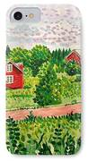 Aland Landscape IPhone Case