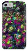 Alien Jewellery IPhone Case by Alexandra Cook