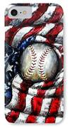 All American IPhone Case