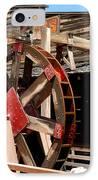 America Water Wheel IPhone Case by LeeAnn McLaneGoetz McLaneGoetzStudioLLCcom