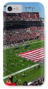 American Pride Bucs Style IPhone Case by David Lee Thompson