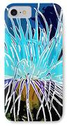 An Abstract Scene Of Sea Anemone 1 IPhone Case