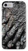 Ancient Hands IPhone Case by Skip Nall