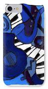 and All That Jazz two IPhone Case