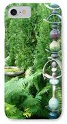 And Sculpture Garden IPhone Case