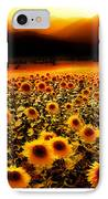 Andalucian Suns IPhone Case by Mal Bray