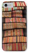Andean Textile Market IPhone Case