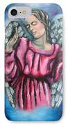Angel Of Hope IPhone Case