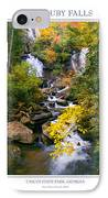 Anna Ruby Falls IPhone Case