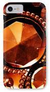 Antique Glass IPhone Case by Jill Reger