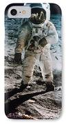 Apollo 11: Buzz Aldrin IPhone Case by Granger