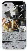 Apollo 15: Jim Irwin, 1971 IPhone Case