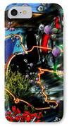 Aquatic Salad IPhone Case