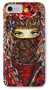 Arabian Eyes IPhone Case