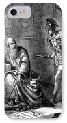 Archimedes (c287-212 B.c.) IPhone Case