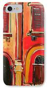 Arco Di Firenze IPhone Case