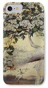 Ariel IPhone Case by John Anster Fitzgerald