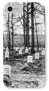Arlington National Cemetery - C 1867 IPhone Case by International  Images