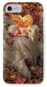 Woodland Fairy IPhone Case by Anne Geddes