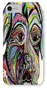 Colorful Boxer IPhone Case